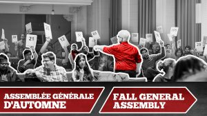 Fall General Assembly Banner